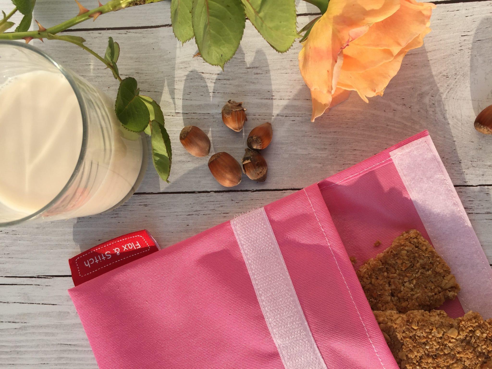 En route vers le zéro déchet avec les sacs réutilisables de la marque 100% belge : Flax & Stitch !