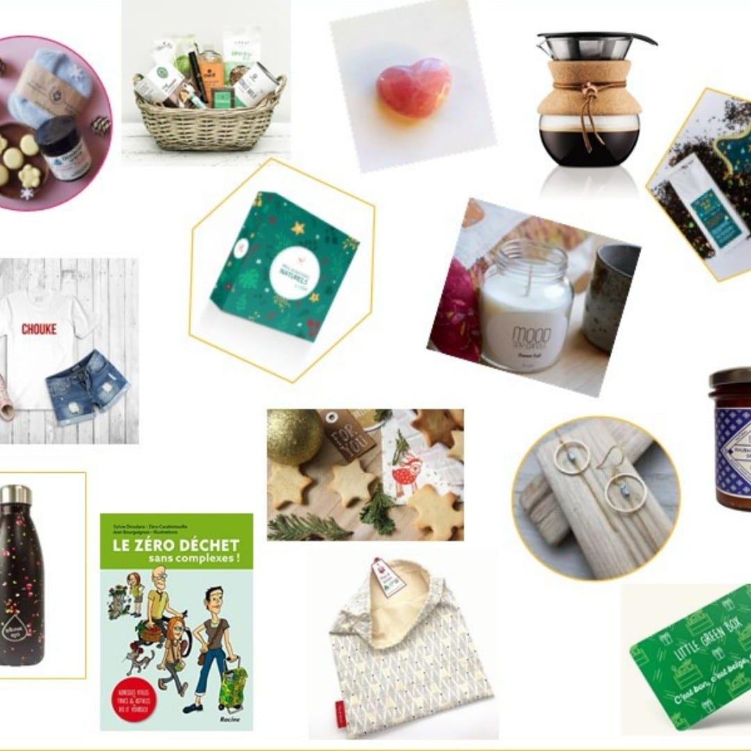 15 idées de cadeaux green, gourmands et belges!
