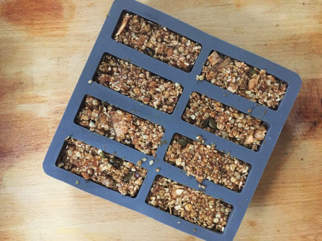 Recette facile de barres de céréales maison saines