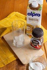 Tous les ingrédients pour la vraie recette du Dalgona Café