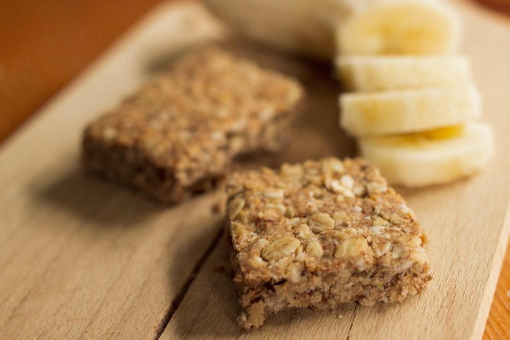 Flapjacks - recette de biscuits zéro déchet sains (collation santé)