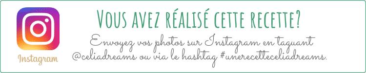 Bannière Instagram Célia Dreams: Atelier - Naturo