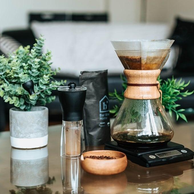 Machine à café écologique Chemex