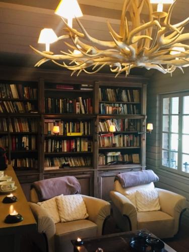 La Cabane de Poupette - Bibliothèque