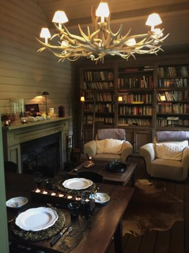 La Cabane de Poupette - Le petit salon